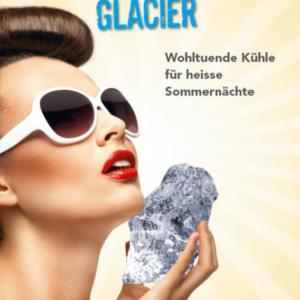 "Sommer-Duvet ""Glacier"""